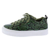 Soto Green Women's Flat - Wholesale Fashion Shoes