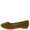 Stacy101 Tan Women's Flat - Wholesale Fashion Shoes