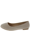 Stacy101 Taupe Women's Flat - Wholesale Fashion Shoes