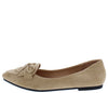 Stella01 Taupe Women's Flat - Wholesale Fashion Shoes