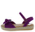 Superb10 Purple Women's Wedge