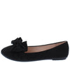 Supple25 Black Women's Flat - Wholesale Fashion Shoes