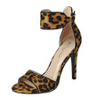 Test91 Leopard Women's Heel
