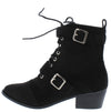 Taryn2 Black Women's Boot - Wholesale Fashion Shoes