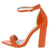 Terrie1 Orange Women's Heel