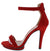 Thrills6 Red Women's Heel