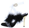 Tickle Black Women's Heel - Wholesale Fashion Shoes