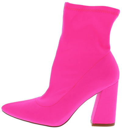 Tiehd Up Pink Women's Boot - Wholesale Fashion Shoes