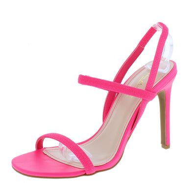 Timeless34 Pink Women's Heel - Wholesale Fashion Shoes