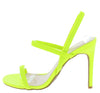 Timeless34 Yellow Women's Heel - Wholesale Fashion Shoes