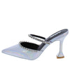 Torreon01 Silver Women's Heel - Wholesale Fashion Shoes