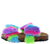 Trendsetter1 Rainbow Women's Sandal - Wholesale Fashion Shoes