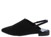 Adrianna156  Black Women's Flat