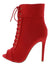 Janet111 Red Women's Boot
