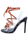 Tying Black Women's Heel - Wholesale Fashion Shoes