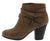 Undines Light Brown Women's Boot