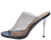 Emma064 Black Women's Heel - Wholesale Fashion Shoes