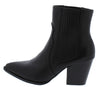 Angie094 Black Women's Boot - Wholesale Fashion Shoes
