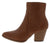 Angie094 Tan Women's Boot
