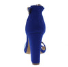 Vika Blue Women's Heel - Wholesale Fashion Shoes
