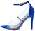 Adele021 Blue Women's Heel