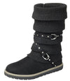 Warm60 Black Women's Boot - Wholesale Fashion Shoes