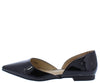 Emory05 Black Women's Flat - Wholesale Fashion Shoes