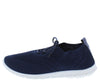 Walking01 Navy Women's Flat - Wholesale Fashion Shoes