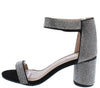 Column Black Women's Heel