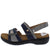 DcF9079 Blue Women's Sandal