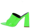Devoted Green Women's Heel - Wholesale Fashion Shoes