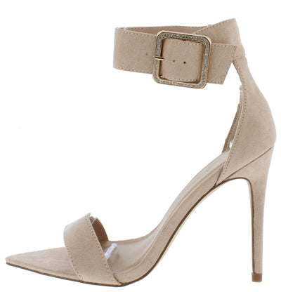 Exception51 Nude Women's Heel - Wholesale Fashion Shoes