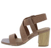 Forever13 Tan Women's Heel - Wholesale Fashion Shoes
