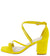 Forever33 Yellow Women's Heel