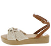 Gateway07 Natural Women's Sandal - Wholesale Fashion Shoes
