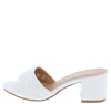 Tina193 White Women's Heel - Wholesale Fashion Shoes