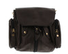 Celine501 Coffee Women's Handbag Backpack - Wholesale Fashion Shoes