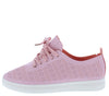 Heather01 Pink Women's Flat - Wholesale Fashion Shoes