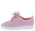 Heather01 Pink Women's Flat