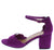 Highlight71 Raspberry Women's Heel