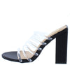 Jenna Black Pu Women's Heel - Wholesale Fashion Shoes