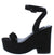 Beauty8 Black Women's Heel