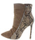 Key01 Brown Women's Boot