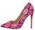 Arianna197 Pink Pointed Toe Stiletto Heel