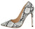 Arianna197 White Pointed Toe Stiletto Heel