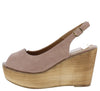 Kite01 Mauve Women's Wedge - Wholesale Fashion Shoes