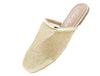 Mildred01 Gold Women's Flat - Wholesale Fashion Shoes