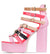 Miracle Pink Women's Heel