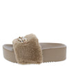 Morgan06ja Camel Women's Sandal