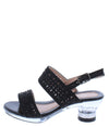 Nora1 Black Kids Low Heel - Wholesale Fashion Shoes